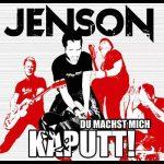 "Jenson ""Du machst mich kaputt!"""